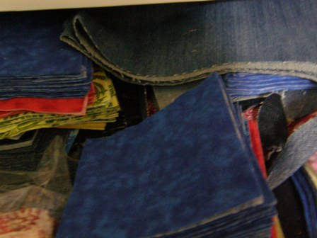 Jeansflannel