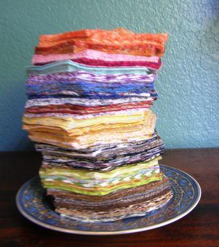 Hexie stack